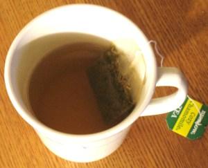 Daisy tea drink